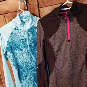 Tops - Two women's athletic tops